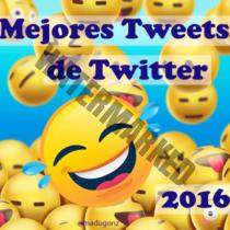 Mejores tweets 2016
