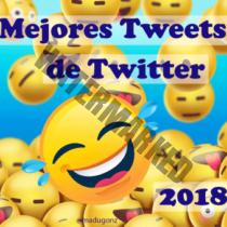 Mejores tweets 2018