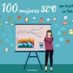 Top 100 mujeres SEO: ¡Que lo petan en Internet!