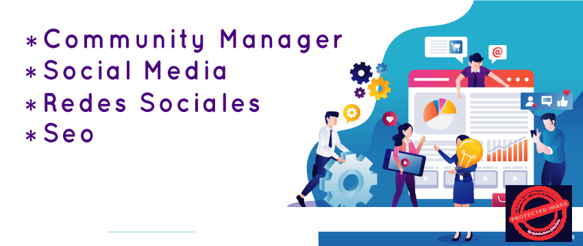 Community Manager & SEO, Social Media Marketing